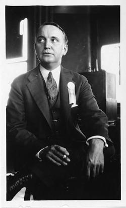 Montrose Thomas Burrows (1884-1947)