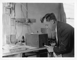 Robert C. Burt (b. 1896), Smithsonian Institution Archives, SIA Acc. 90-105 [SIA2008-0089].