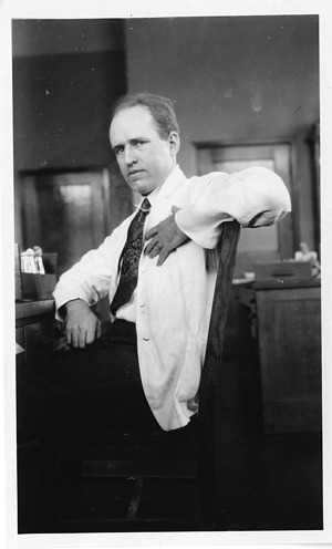 Roy Elwood Clausen (1891-1956), Smithsonian Institution Archives, SIA Acc. 90-105 [SIA2008-0142].