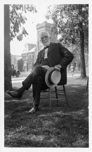 Herman L. Fairchild (1850-1943)