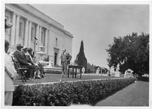 Max Farrand (1869-1945), 1931, Smithsonian Institution Archives, SIA Acc. 90-105 [SIA2008-0539].
