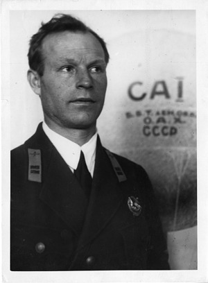 Pavel Fedorovich Fedosenko (1898-1934)