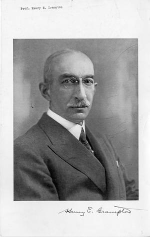 Henry Edward Crampton (1875-1956)