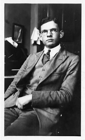 Franzo Hazlett Crawford (b. 1900)