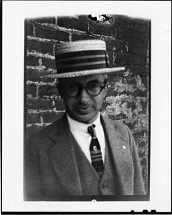 George Washington Rappleyea, 1925, Smithsonian Institution Archives, SIA RU007091 [SIA2008-1100].