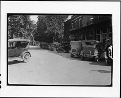 Tennessee v. John T. Scopes Trial: Main Street, Dayton, Tennessee