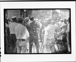 Scopes Trial: Group of Photographers, Dayton, Tennessee