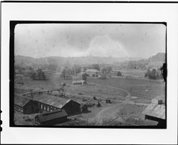 View of Dayton, Tennessee, 1925, Smithsonian Institution Archives, SIA RU007091 [SIA2008-1127].