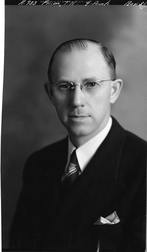 Dr. Theodore Henry Frison (1895-1945)