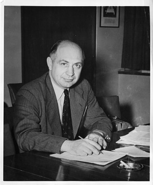 Clifford Cook Furnas (1900-1969), Smithsonian Institution Archives, SIA Acc. 90-105 [SIA2008-1757].