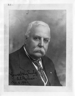 Richard Lynch Garner (1848-1920), Smithsonian Institution Archives, SIA Acc. 90-105 [SIA2008-1819].