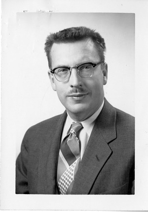 David Murray Gates (1921-2016), Smithsonian Institution Archives, SIA Acc. 90-105 [SIA2008-1842].