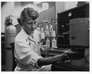Jane Blankenship Gibson, 1961, Smithsonian Institution Archives, SIA Acc. 90-105 [SIA2008-1915].