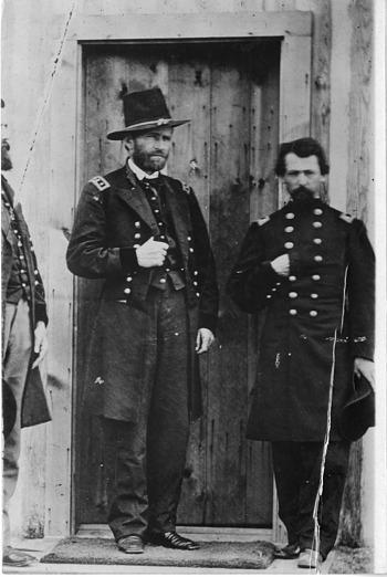 Lieutenant General Ulysses S. Grant (1822-1885)