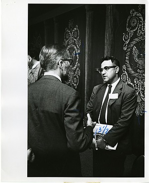 Andrew Gyorgy (1917-1993), 1968, Smithsonian Institution Archives, SIA Acc. 90-105 [SIA2008-2187].
