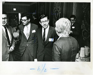 Andrew Gyorgy (1917-1993), 1968, Smithsonian Institution Archives, SIA Acc. 90-105 [SIA2008-2188].