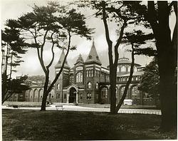 Exterior of the U.S. National Museum (A&I Building)