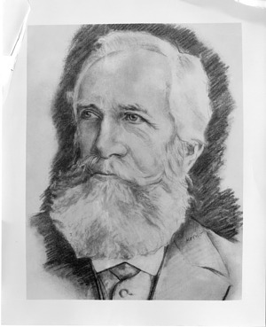Ernst Heinrich Philipp August Haeckel (1834-1919)