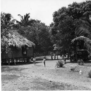 Village in Chico, Panama