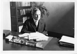 Melvin Everett Haggerty (1875-1937)