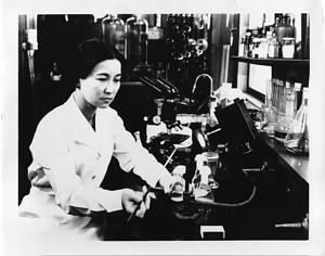 Ruby Hirose, Smithsonian Institution Archives, SIA Acc. 90-105 [SIA2008-3224].