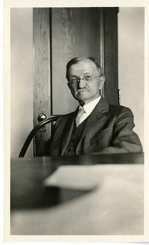Charles Wesley Hargitt (1852-1927)