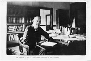 Joseph Adna Hill (1860-1938), Smithsonian Institution Archives, SIA Acc. 90-105 [SIA2008-3886].