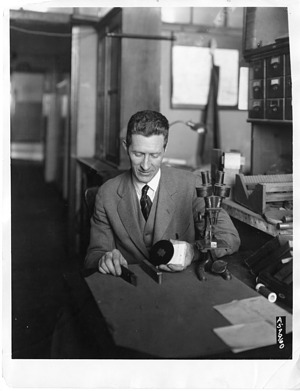 Samuel L. Hoyt, Smithsonian Institution Archives, SIA Acc. 90-105 [SIA2008-3948].