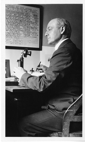 Henry David Hubbard (1870-1943), Smithsonian Institution Archives, SIA Acc. 90-105 [SIA2008-4031].