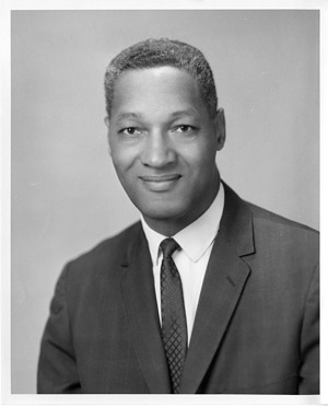 Charles C. Johnson, Jr, 1968, Smithsonian Institution Archives, SIA Acc. 90-105 [SIA2008-4474].