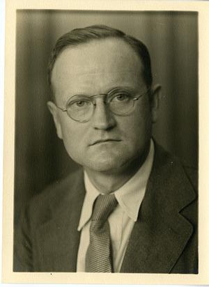 Donald Forsha Jones (1890-1963)