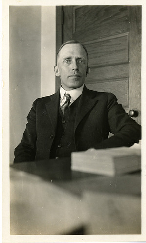 Alfred Harrison Joy (1882-1973), Smithsonian Institution Archives, SIA Acc. 90-105 [SIA2008-4526].