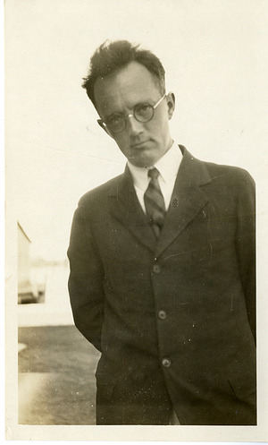 Anselm Maynard Keefe (1895-1974), Smithsonian Institution Archives, SIA Acc. 90-105 [SIA2008-4577].