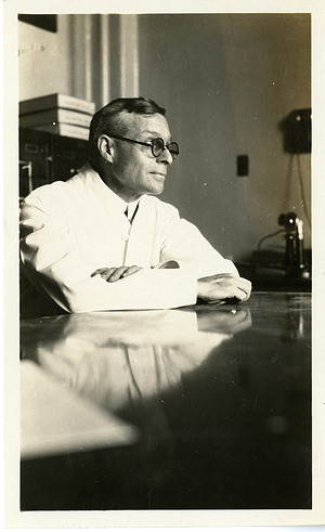 Arthur Isaac Kendall (1877-1959), Smithsonian Institution Archives, SIA Acc. 90-105 [SIA2008-4732].