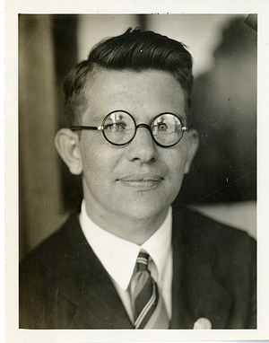 Henry William Kerr, 1927, Smithsonian Institution Archives, SIA Acc. 90-105 [SIA2008-4738].