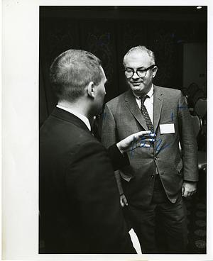 George Klein (1928-1981), Smithsonian Institution Archives, SIA Acc. 90-105 [SIA2008-4855].