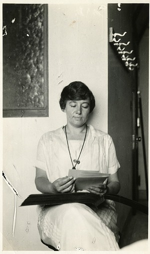 Florence de Loiselle Lowther (1884-1970)