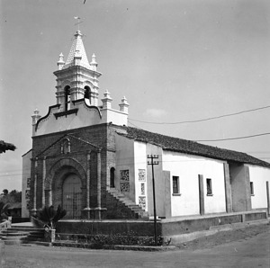 Three Hundred Year Old Church, Parita, Panama