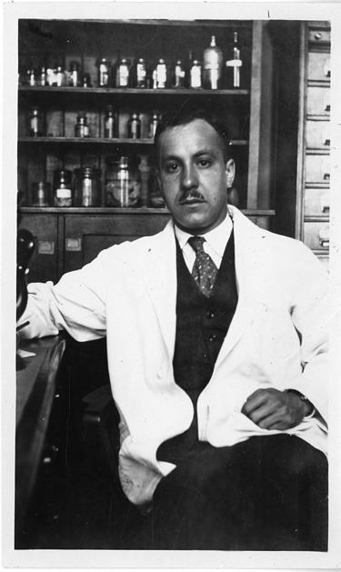 Jose Fernandez Nonidez (1892-1947)