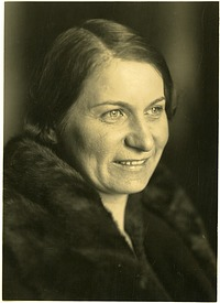 Emma Reh (1896-1982), 1935, Smithsonian Institution Archives, SIA Acc. 90-105 [SIA2009-2156].