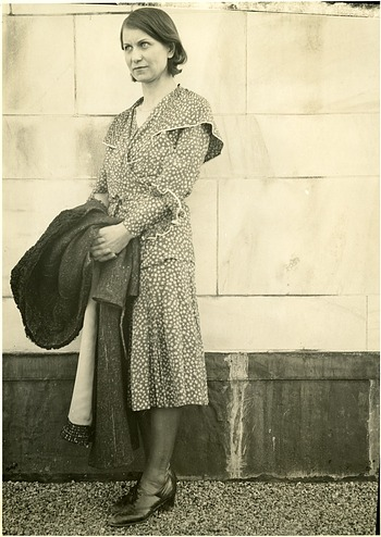 Emma Reh (1896-1982), Smithsonian Institution Archives, SIA Acc. 90-105 [SIA2009-2157].