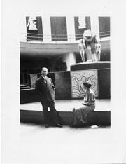 left to right: George Roemmert (1892-1952) and Bertha Benaburger Roemmert