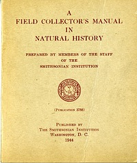 Field Collector's Manual in Natural History