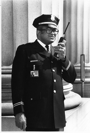 Captain Harold W. Hancock