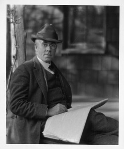 William Ralph Maxon, by Unknown, circa 1930, Smithsonian Archives - History Div, SIA2009-4247.