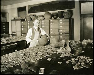 Neil Judd Reconstructing Pots from Pot Shards