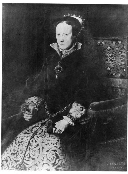 """Mary I (1516-1558) (""""Mary Tudor"""")"""