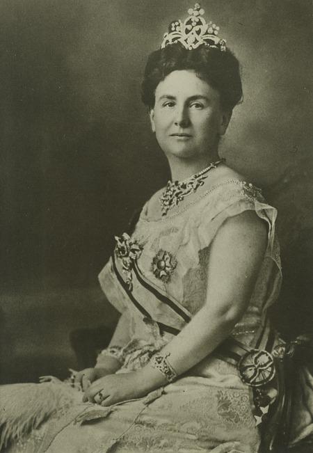 Queen Wilhelmina (1880-1962)