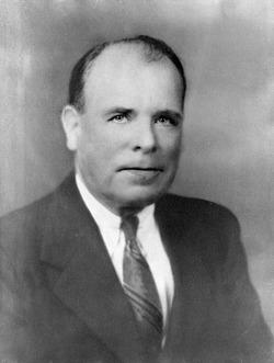 John R. Malloch, 1945, Smithsonian Institution Archives, SIA RU007323 [SIA2010-1400].