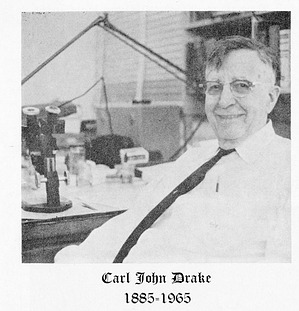 Carl John Drake (1885-1965), 1960, Smithsonian Institution Archives, SIA RU007323 [SIA2010-1587].
